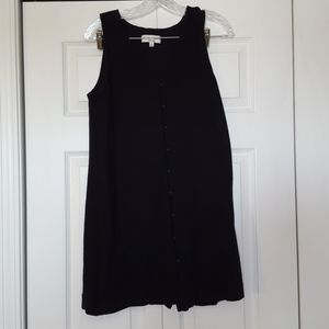 Texture & Thread by madewell black jumper EUC